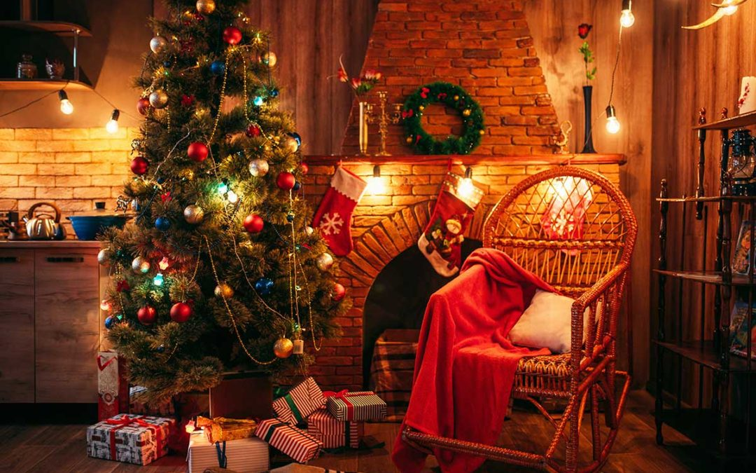 HOW TO DECORATE YOUR LIVING ROOM TO SURPRISE YOUR GUESTS AT CHRISTMAS?