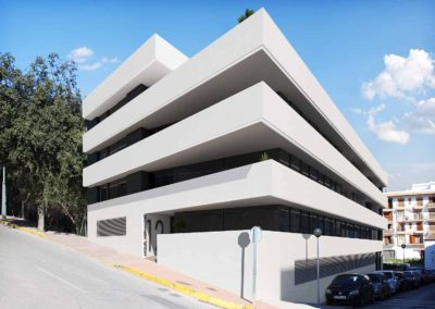 Edificio MH Javea