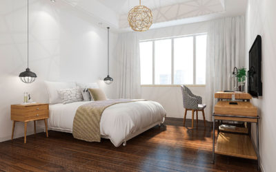TIPS TO ADAPT YOUR BEDROOM AND SLEEP WELL IN SUMMER