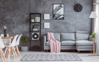 LATEST TRENDS IN WALL COVERINGS